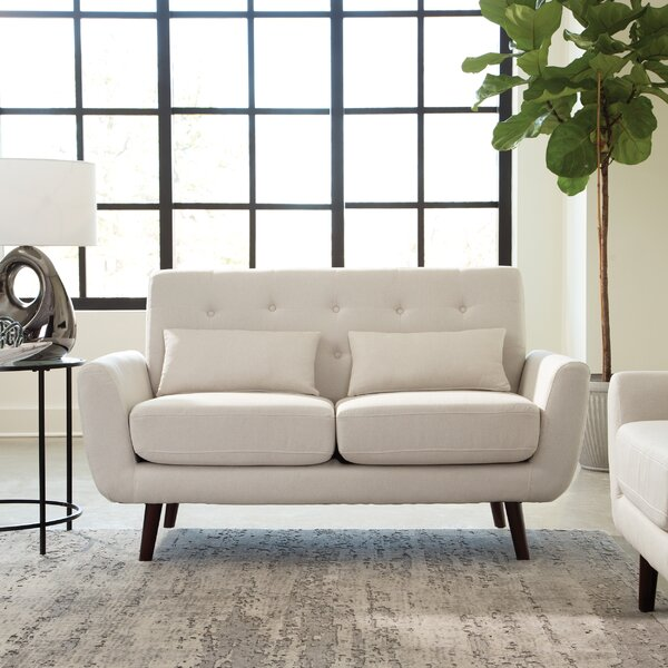 Kwan Loveseat by George Oliver