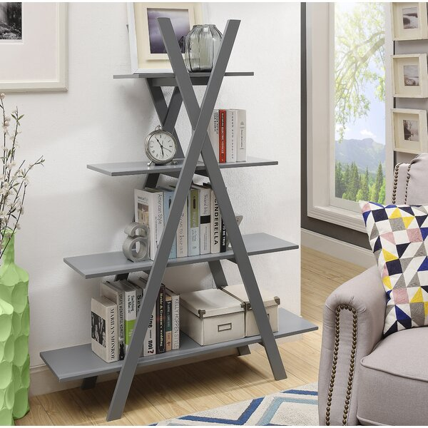 Stoneford Etagere Bookcase by Beachcrest Home