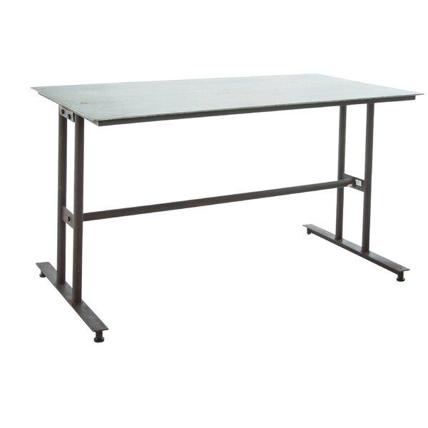 Onondaga Galvanized Dining Table W000852169