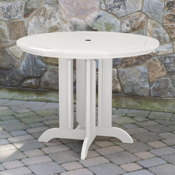 Tion Plastic/Resin Dining Table by Darby Home Co