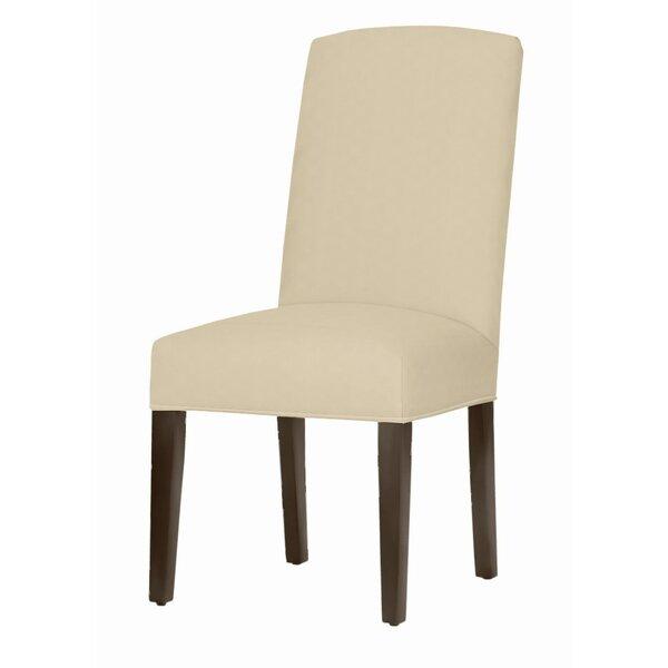 Asbury Upholstered Dining Chair [Latitude Run]