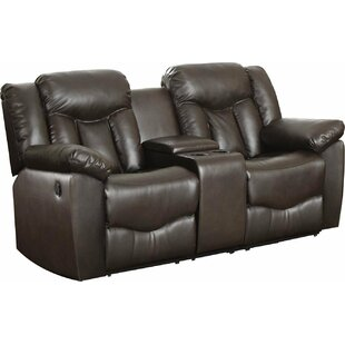 James Reclining Loveseat Nathaniel Home