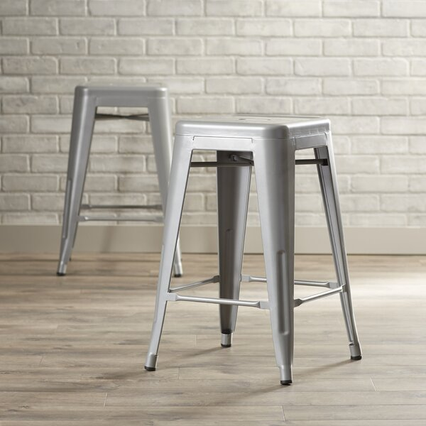 Delavan 24 Bar Stool (Set of 2) by Trent Austin Design