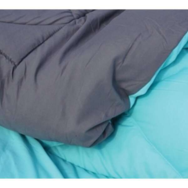 Motsinger Reversible Comforter by Wrought Studio