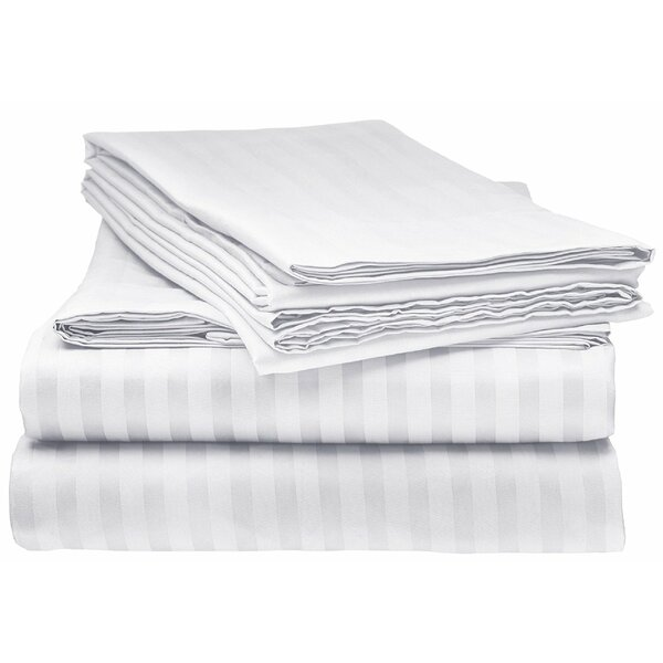 Kawakami Premium Deep Pocket Bed Sheet Set by Alcott Hill