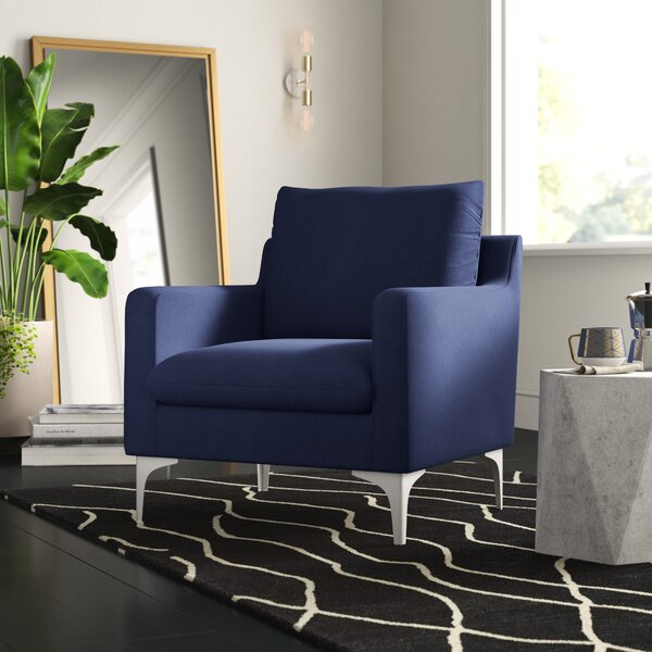 Buehler Armchair by Mercury Row