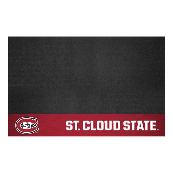St. Cloud State University Grill Mat by FANMATS