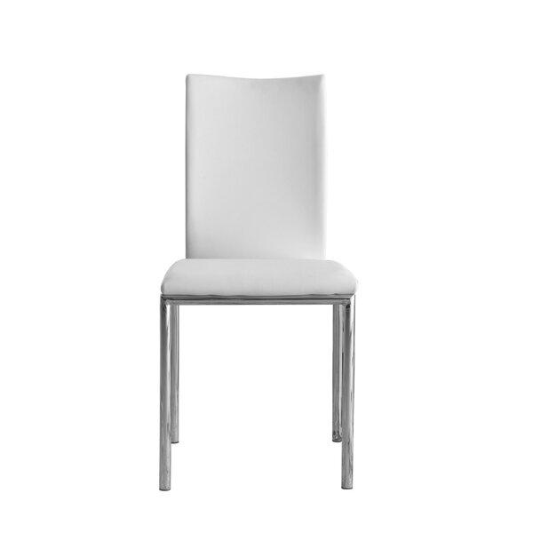 Finn Upholstered Dining Chair (Set of 2) by Orren Ellis