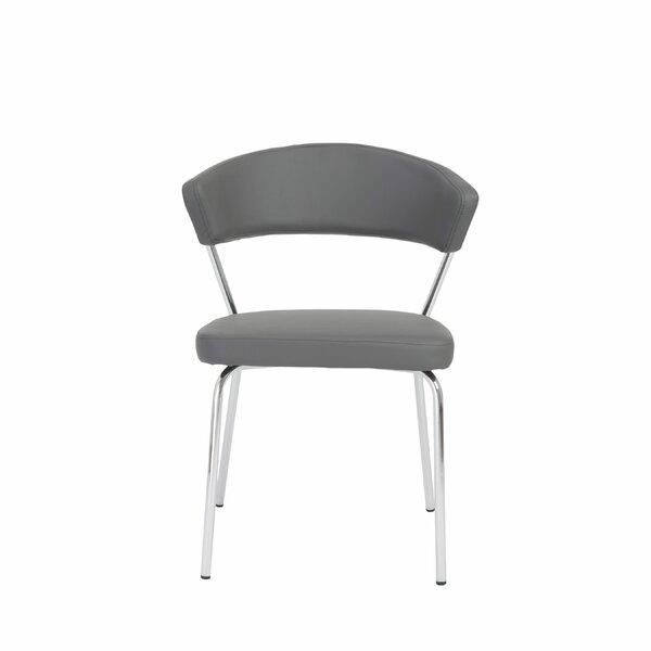 Bielecki Upholstered Dining Chair (Set of 2) by Orren Ellis