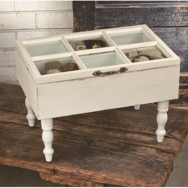 Eberhardt End Table by Charlton Home