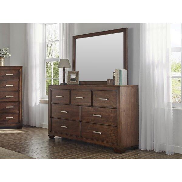 Robertsdale 7 Drawer Double Dresser by Gracie Oaks