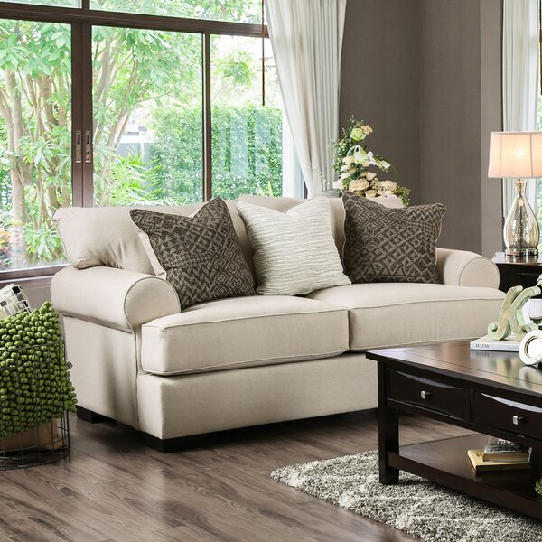 Best Reviews Of Douglasland Loveseat by Darby Home Co by Darby Home Co