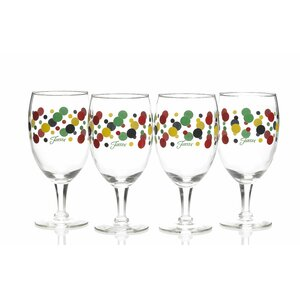 Dot All Purpose Goblet (Set of 4)