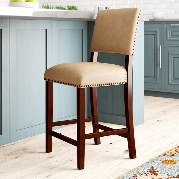 Addison 24 Bar Stool by Andover Mills