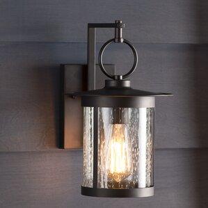 Lavardens 1 Light Outdoor Wall Lantern