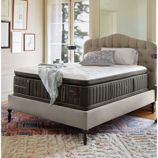 Lux Estate Gallium 16 Firm Pillowtop Mattress by Stearns & Foster