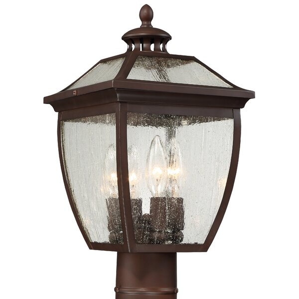 Auer Outdoor 4-Light Lantern Head by Darby Home Co