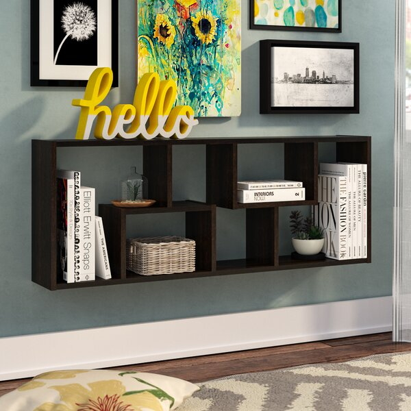 Natalie Cube Unit Bookcase by Zipcode Design