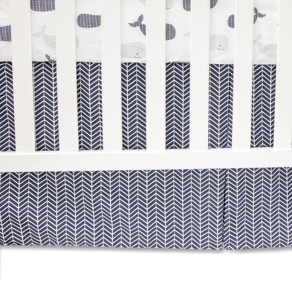 Landon Crib Dust Ruffle by Wendy Bellissimo