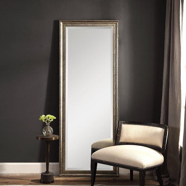Gabriella Burnished Full Length Mirror by Charlton Home