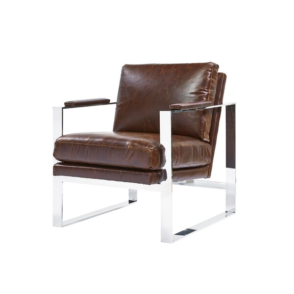 Orren Ellis Leather Chairs