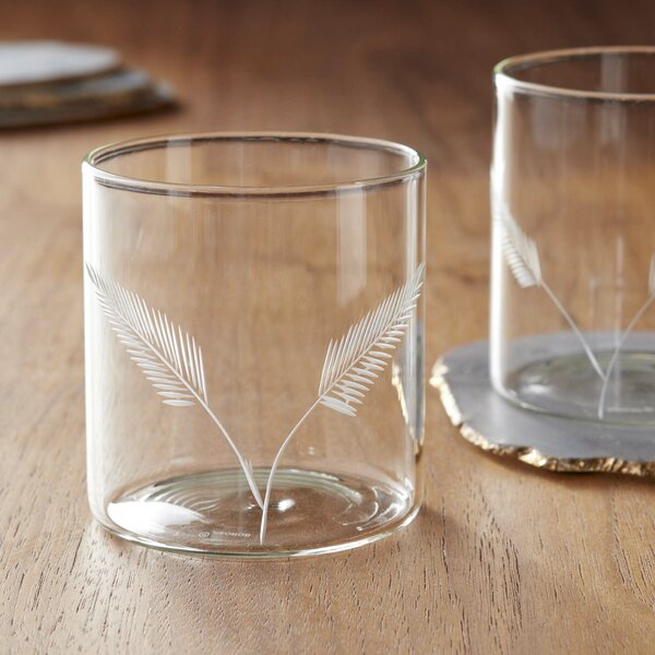 Dayton Fern Tumblers (Set of 6) by Corrigan Studio