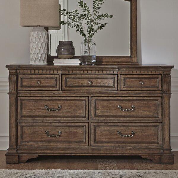 Meriam 7 Drawer Dresser by Canora Grey