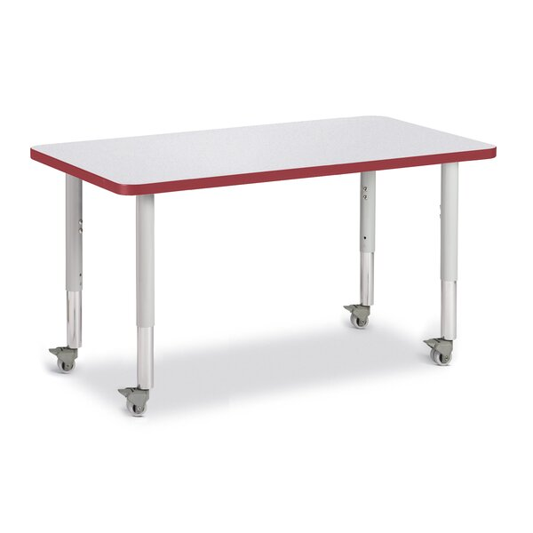Berries® Rectangular Activity Table by Jonti-Craf