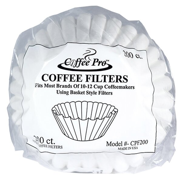 12-Cup Drip Size Coffee Filter by CoffeePro