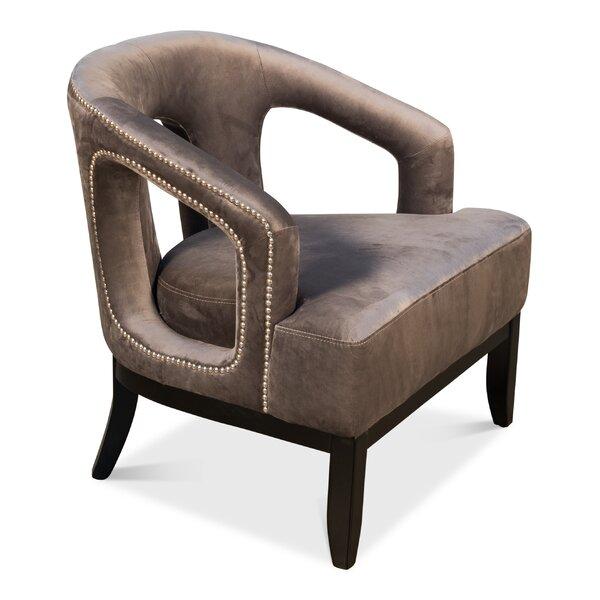 Loretta Balloon Chair by Everly Quinn