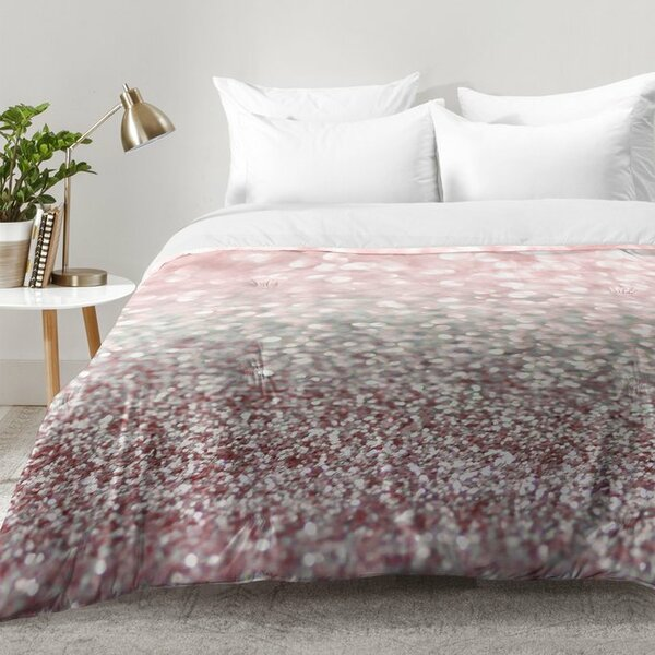 Lisa Argyropoulos Girly Snowfall Comforter Set