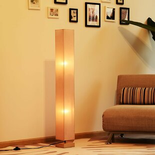Great choice Lopez 47 Column Floor Lamp By Ebern Designs