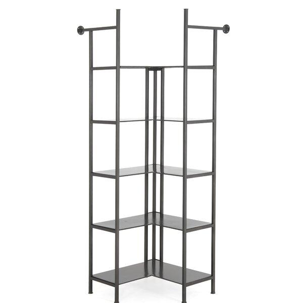 Aymeline Enloe Modular Corner Standard Bookcase by Brayden Studio Brayden Studio