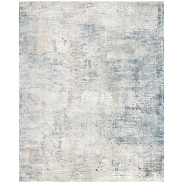 Issouf Hand Tufted Ivory Area Rug by 17 Stories
