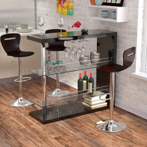 Elijah Pub Table by Zipcode Design