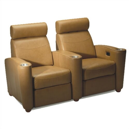 Diplomat Home Theater Seating (Row Of 2) By Bass
