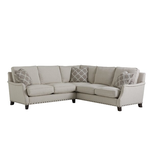 Seth Sectional by Longshore Tides
