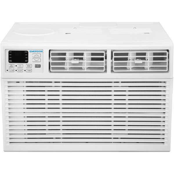 15,000 BTU Energy Star Window Air Conditioner with Remote by Emerson Quiet Kool