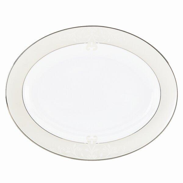 Opal Innocence Bone china Platter by Lenox