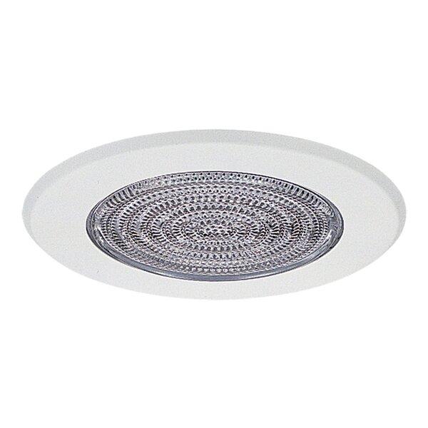 Fresnel Shower 5 Recessed Trim by NICOR Lighting