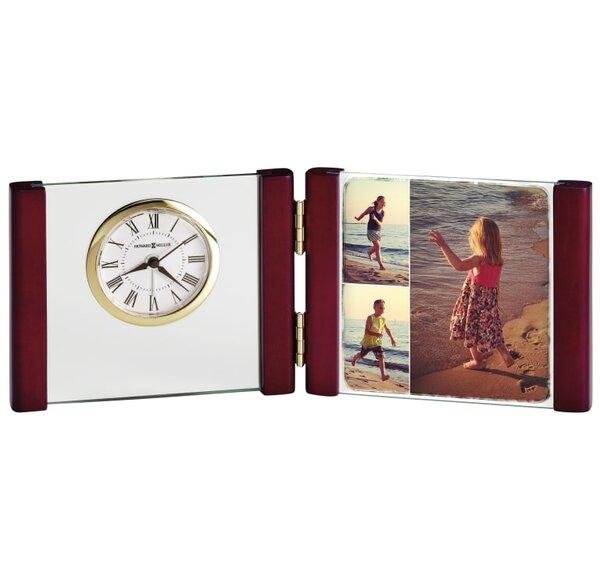Hadin Tabletop Clock by Howard Miller®