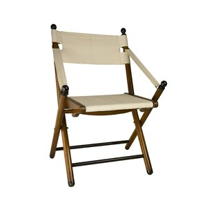 Campaign Folding Director Chair With Cushion