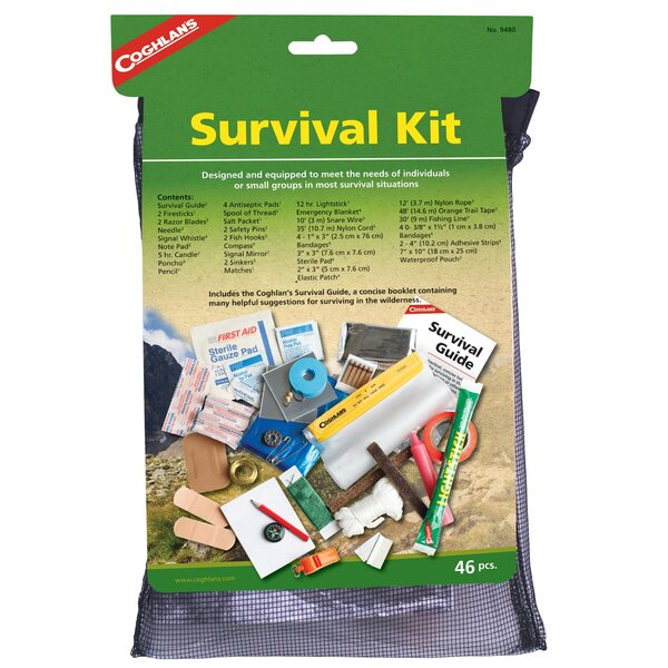 Survival Kit by Coghlans