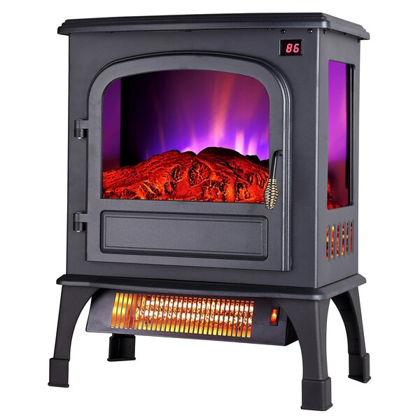 1,000 sq. ft. Electric Stove by Pro Fusion Heat