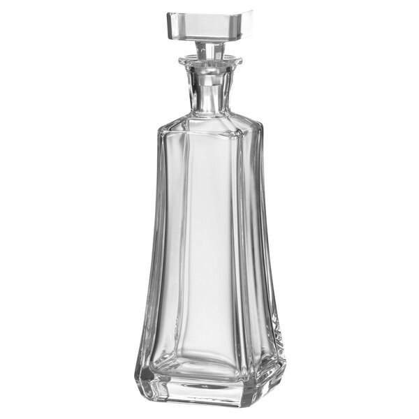 Crystalline 25 oz. Decanter by Majestic Crystal