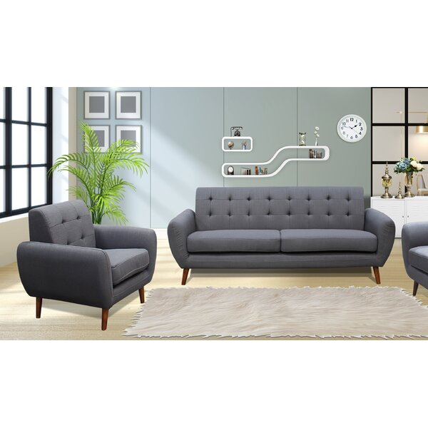 Deandre 2 Piece Living Room Set by George Oliver