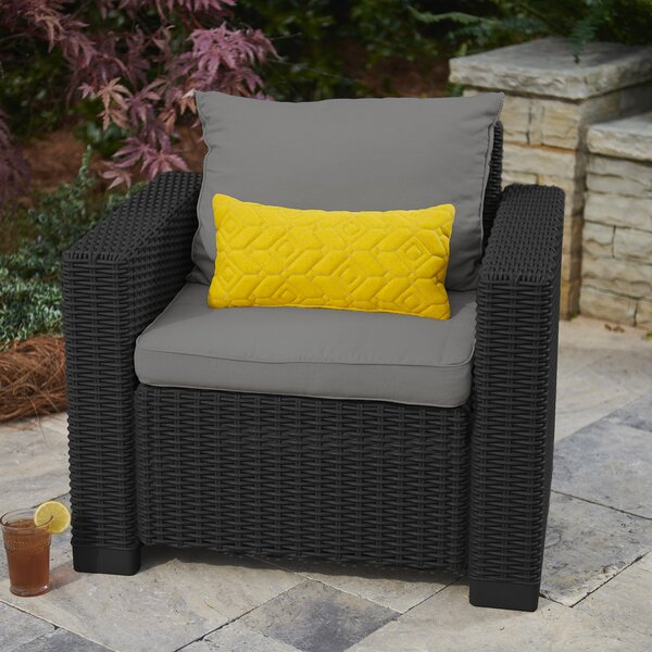 Stallcup Patio Chair with Cushions by Brayden Studio