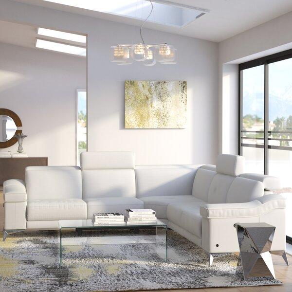 Patio Furniture Brathwaite Symmetrical Modular Sectional