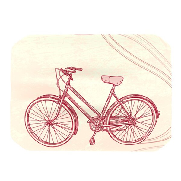 Bicycle Placemat by KESS InHouse