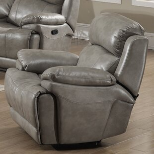 Kunkel Manual Glider Recliner Red Barrel Studio